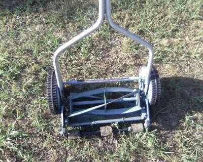 Reel mower for sale