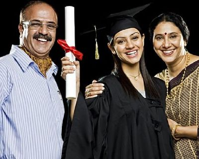Get Parent Support Loan for Your Children's Higher Education Online with DiFin