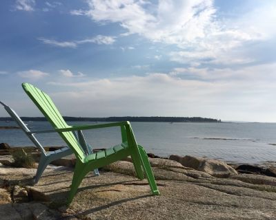 Never Too Far, Pigeon Hill, Steuben. Watch the sunrise, lobster boats, wildlife - Steuben