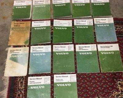 Volvo 240 Manuals