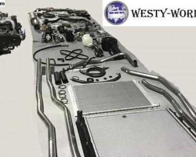 Used Subaru Engine Conversion Kit Installed