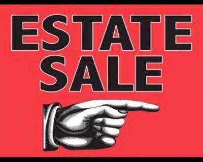 Estate Sale by E. Matthews In Raintree