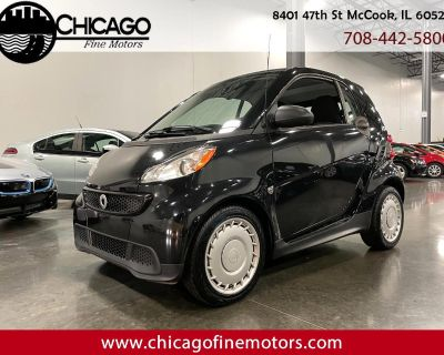 Used 2015 Smart Fortwo Pure