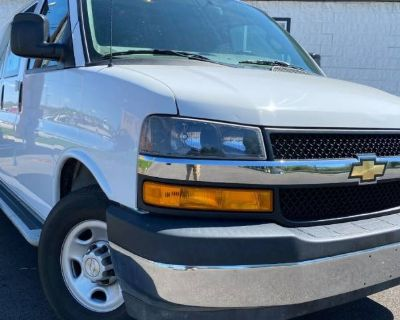 2019 Chevrolet Express Cargo Van Base