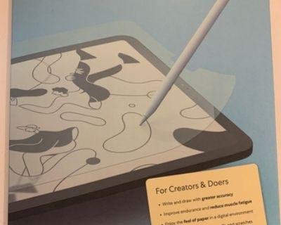 Paperlike Matte iPad Pro 12.9 screen protector