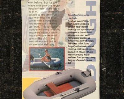 Achilles Inflatable Dinghy LT-2