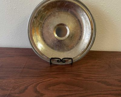 Silverplated Tray