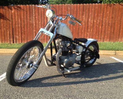 1980 Custom Yamaha Bobber
