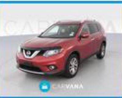 2014 Nissan Rogue Red, 58K miles