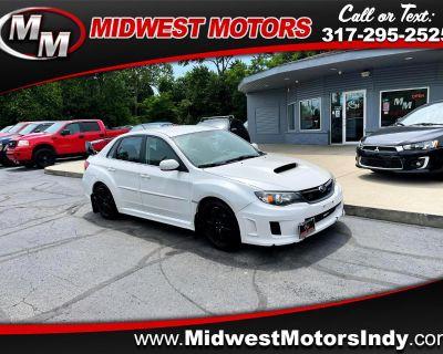 Used 2011 Subaru Impreza Sedan WRX 4dr Man WRX