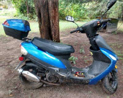 2020 taotao street legal gas scooter
