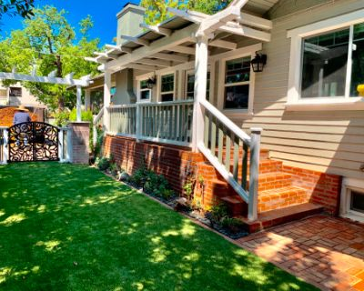 Classic Pasadena Craftsman Family Home with Pool and Guesthouse, Pasadena, CA