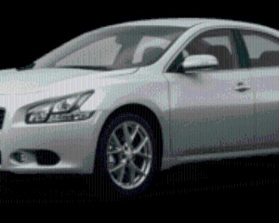 2011 Nissan Maxima 3.5 SV with Premium Package