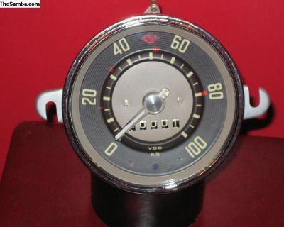 55-60 KM Bus speedometer- PERFECT