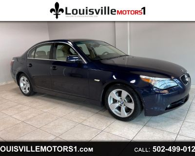 Used 2005 BMW 5 Series 530i 4dr Sdn