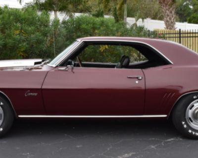 1969 Chevrolet Camaro 2-door coupe All-Steel First Generation V8 Z/28