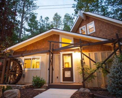 THE MILL HOUSE w/private HOT TUB @ Strawberry Creek Village - Idyllwild