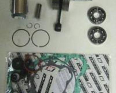 Kawasaki Kx250 1992-2001 Crank Piston Bearings Gaskets New