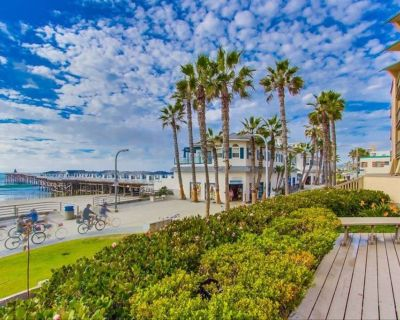 Beach Front Beautiful Pacific Beach!!! - Pacific Beach