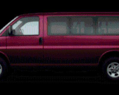 2006 Chevrolet Express Passenger Base