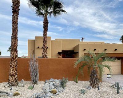 Serene Desert Escape-Salt Water Pool & Jacuzzi/Fire Pit/Mountain Views - La Quinta Cove