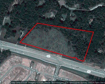 10.16 +/- Acre Residential/Commercial Development Opportunity