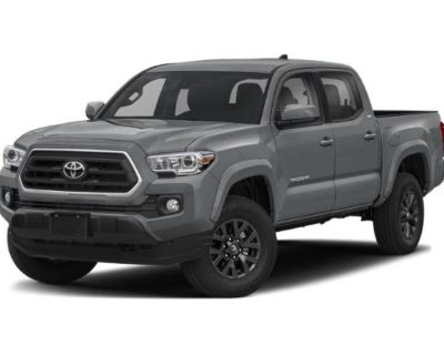 Pre-Owned 2020 Toyota Tacoma 2WD SR5 RWD Crew Cab Pickup
