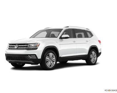 2018 Volkswagen Atlas 3.6L V6 SEL 4MO