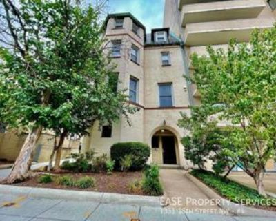 1331 18th St Nw #4, Washington, DC 20036 1 Bedroom Apartment