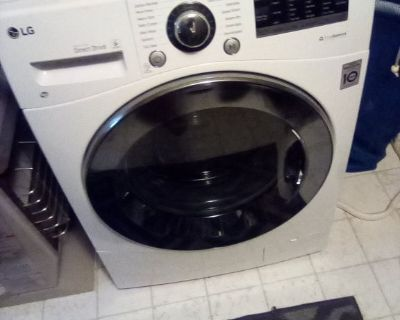 Washer that dries