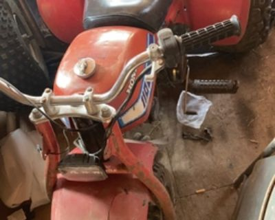 Honda atc110