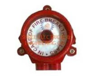 Flameproof Fire Alarm / Manual Call Point