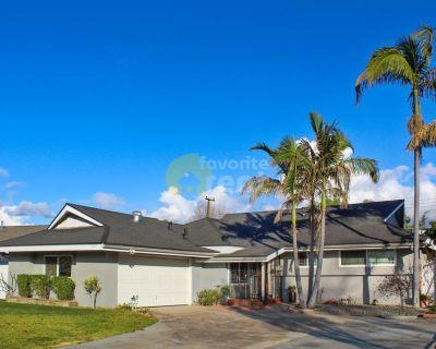 4 bedrooms house – garage – Santa Ana