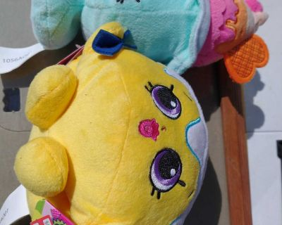Shopkin stuffed animals