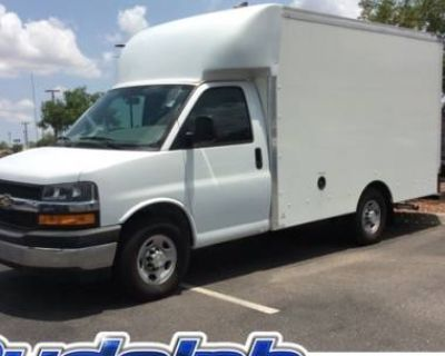2019 Chevrolet Express Commercial Cutaway 3500