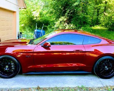2016 Mustang GT Premium Kenne Bell 800HP aka Scarlett