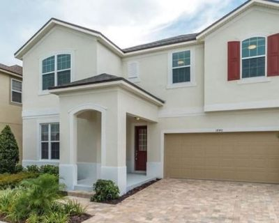 Rent Your Dream Holiday Mansion in One of Orlando's Most Exclusive Resorts - Four Corners