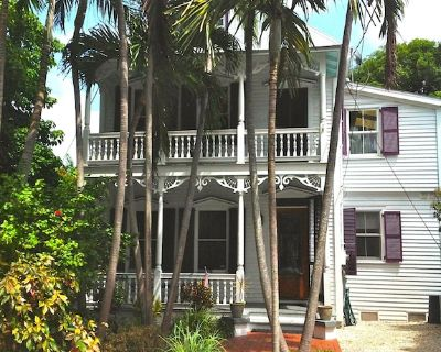 Beautiful Historic House (Pet-Friendly w/ Pool) - Old Town Key West