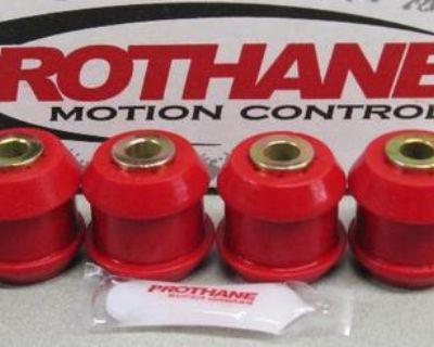 8-211 Prothane Front Upper Control Arm Bushing Kit - Civic 92-95 Integra 91-01