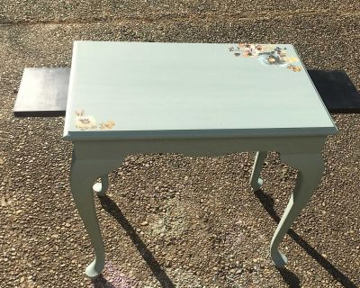 Beautiful unique side table