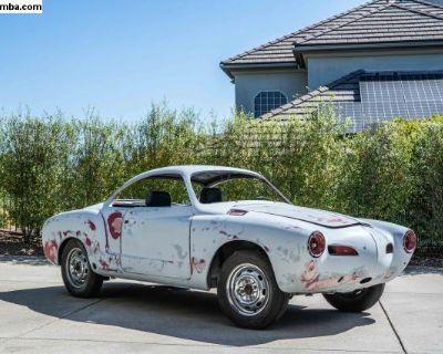 1969 Ghia Coupe