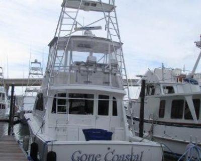 2001 Cabo Cabo 47 Flybridge