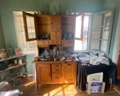 Cheviot Hills Estate Sale, vintage clothing, antiques, collectables, Judaica, pro audio equipment