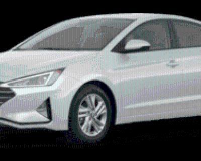 2020 Hyundai Elantra SEL IVT (SULEV)