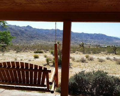 Casita del Conejo.1 min. to west entrance! Spa, stars, scenery! Serenity awaits! - Joshua Tree
