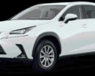2018 Lexus NX NX 300 F Sport