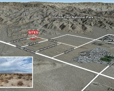 2.33 acres Ideal for Ranch Estate
