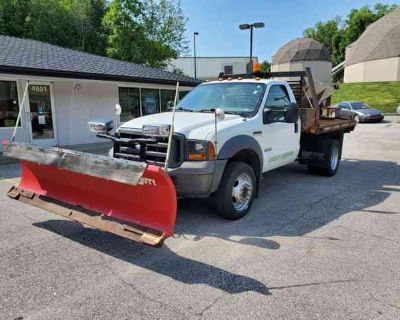 2005 Ford F450 Super Duty Regular Cab & Chassis for sale