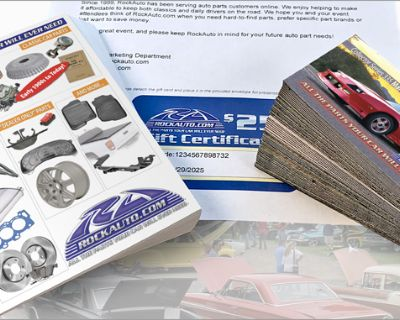 RockAuto Wants To Help With Your Upcoming Car Show