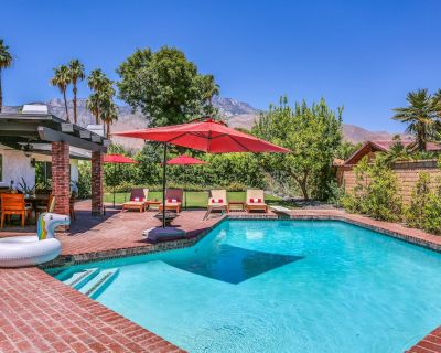 South Palm Springs Vacation Home with Amazing Views - Palm Springs